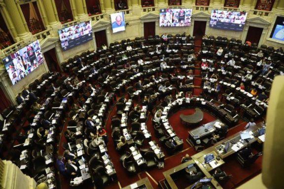 Diputados sesionan para modificar el impuesto a las Ganancias