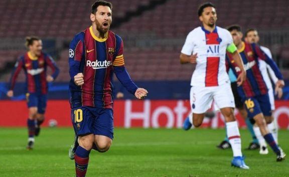 Barcelona va por la hazaña ante PSG en los octavos de final de la Champions