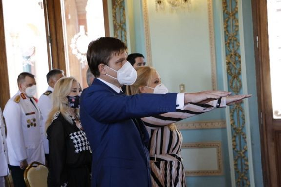 Abdo tomó juramento a ministros en un nuevo intento de sortear la crisis en Paraguay