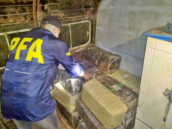 Avanza en Misiones la causa contra banda que traficaba droga al Sur