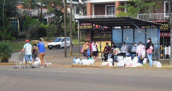 Comercios de ciudades fronterizas registran un boom de ventas