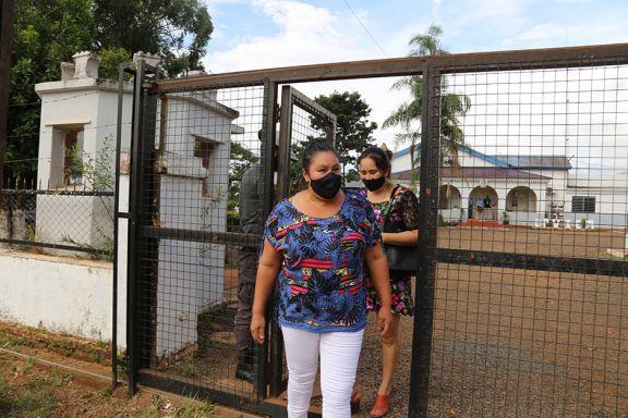 María Ovando podría volver a prisión tras dos semanas libre liberta