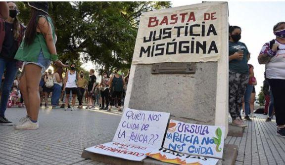 Femicidio de Úrsula Bahillo: piden juicio político para el juez que intervino en las denuncias