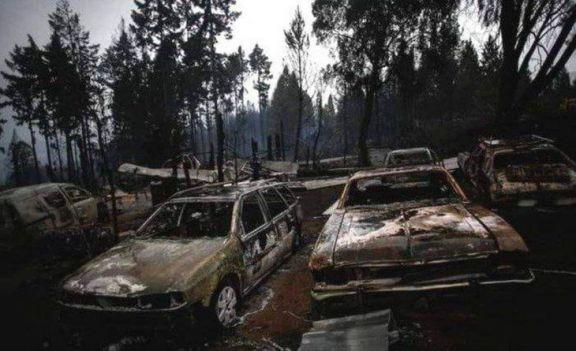 El Presidente sobrevolará las zonas afectadas por incendios forestales en la Comarca Andina