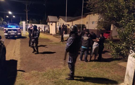 Desarticulan banda internacional organizada tras el violento robo en una vivienda: hay 7 detenidos
