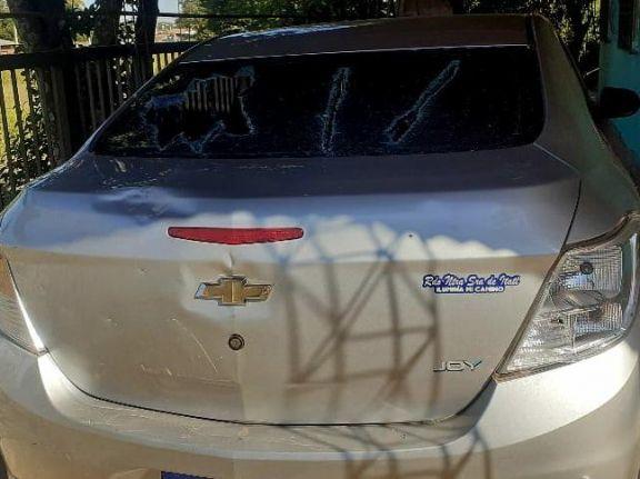 Garupá: Un policía se defendió a balazos del ataque a machetazos de dos hermanos