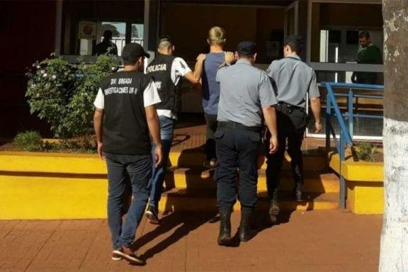 Alejandro detenido