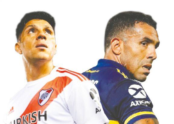 Boca-River, un superclásico para marcar rumbos