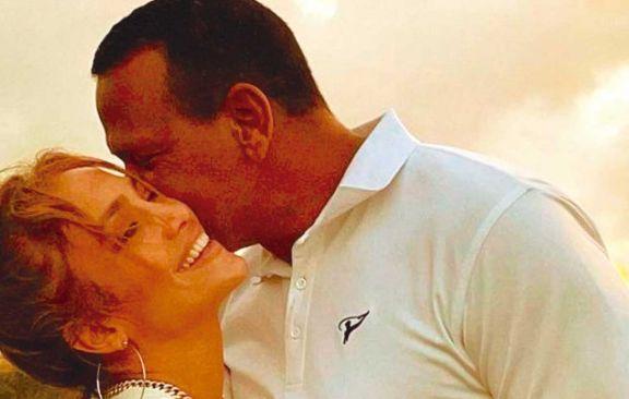JLO desmintió la ruptura con su marido