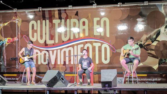 El camión cultural hará posta en San Ignacio en Semana Santa
