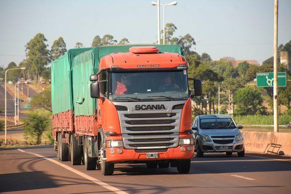 Transportistas,  asfixiados por reiteradas subas