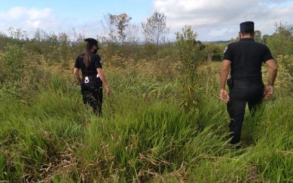 Buscan en El Soberbio a joven que se fugó de la comisaría