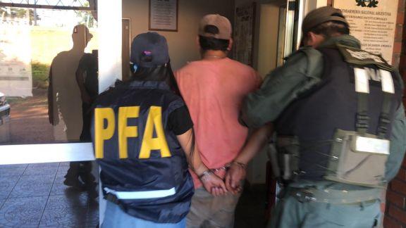 Prófugo desde hace dos años por abusar a su hija menor de edad fue detenido en Misiones