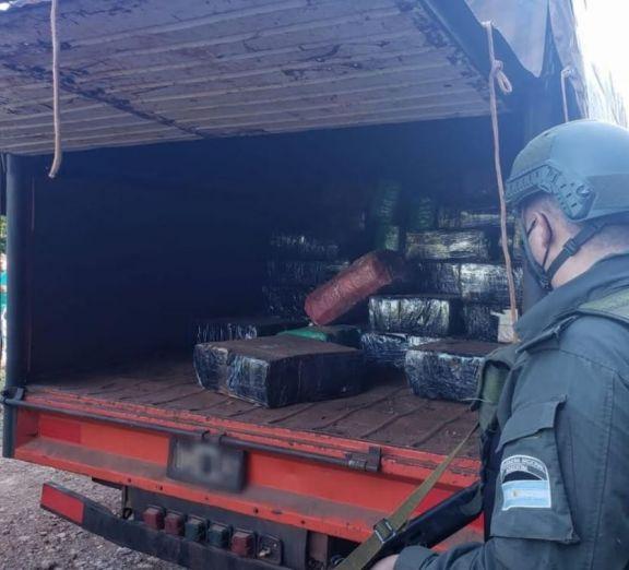 Secuestran casi cinco toneladas de marihuana en operativo en San Ignacio