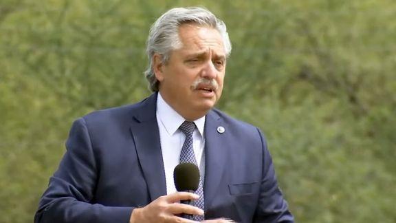 El presidente Alberto Fernández llega mañana a Eldorado