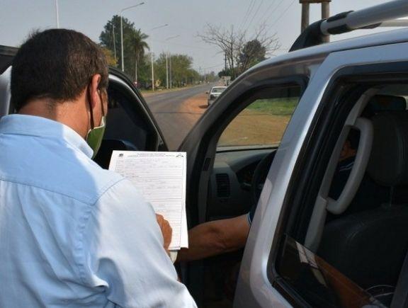 Rigen nuevas medidas para el ingreso y egreso a Ituzaingó