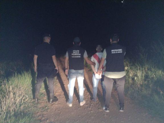 Recapturaron a joven que se fugó de la comisaría de El Soberbio