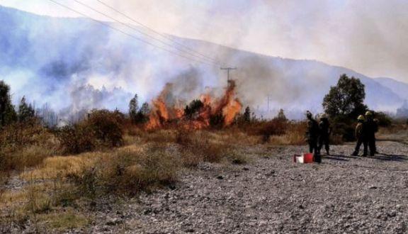 Murió otro poblador por quemaduras en los incendios y suben a tres las víctimas fatales