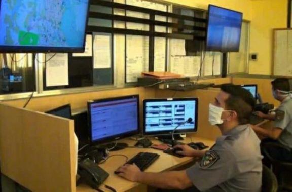 Con cámaras del 911 identificaron y detuvieron a sospechoso involucrado en robos en distintas localidades