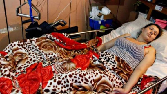 Vuelven a denunciar al fisicoculturista que dejó cuadripléjica a su ex pareja