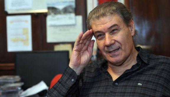 Internaron a Víctor Hugo Morales por una neumonía bilateral derivada del coronavirus
