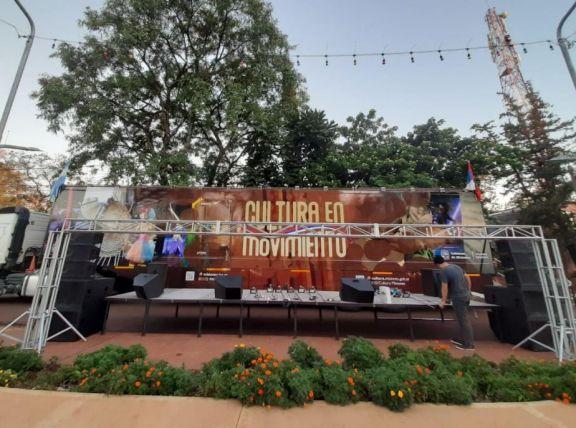 Cultura en Movimiento se traslada a San Ignacio durante Semana Santa