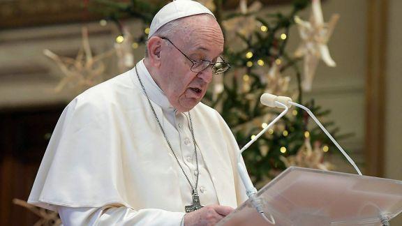 Francisco llamó a encontrar a Jesús en los pobres