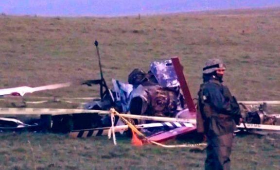 Un helicóptero que trasladaba vacunas se estrelló en Uruguay y se perdieron todas las dosis
