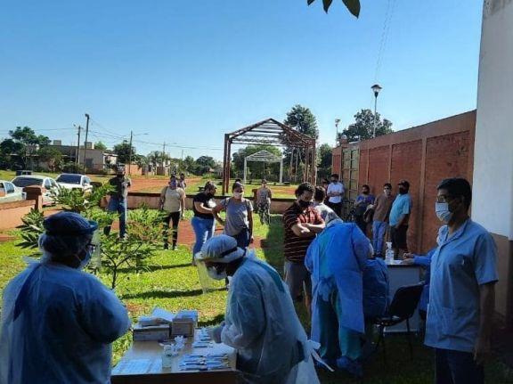Santo Tomé no puede frenar los contagios de Covid-19 mientras Virasoro duplica los casos de dengue