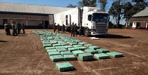 Narco obereño cayó por un histórico decomiso de marihuana en Corrientes