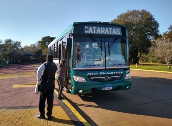 Aumentó a 300 pesos el boleto Iguazú-Cataratas para turistas