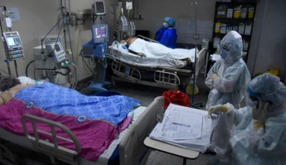 Cerca de 100 pacientes graves esperan un lugar en terapia intensiva en Paraguay