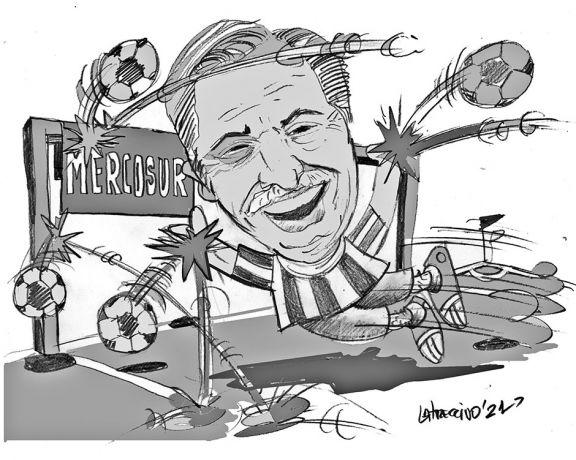 Tensión en el Mercosur