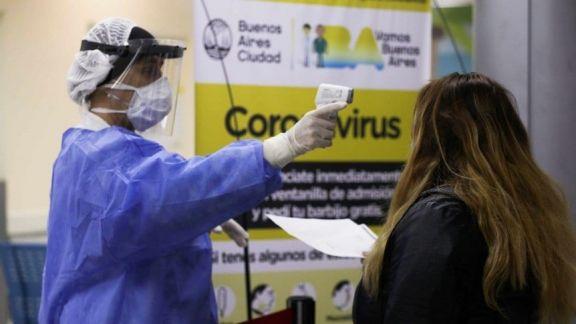 Otras 448 personas murieron y 8.606 fueron reportadas con coronavirus en las últimas 24 horas