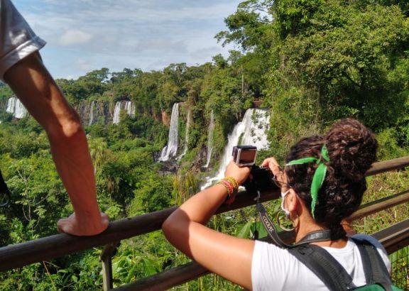 Semana Santa en Iguazú: recuerdan a turistas sacar tickets anticipadamente para ingreso a Cataratas