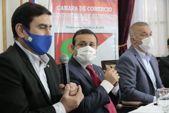 """El Gobierno de Misiones lanzó el programa """"Eldorado te conviene"""""""
