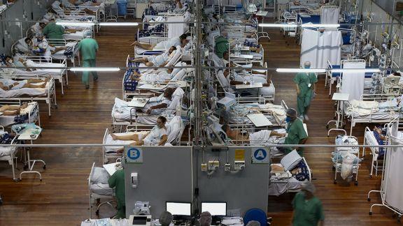 Brasil: con récord de muertes y colapso hospitalario, Bolsonaro pidió el fin de las cuarentenas
