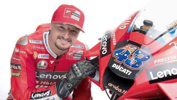Moto GP: Jack Miller fue el más rápido en los entrenamientos