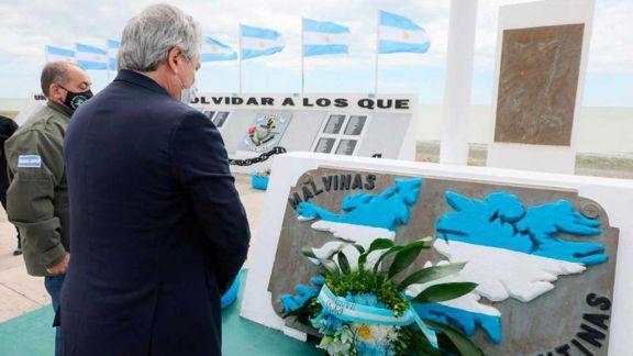 Alberto y Cristina insistieron en el reclamo por la soberanía de Malvinas