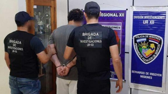 Prófugo por estafas en Misiones fue detenido en hotel entrerriano