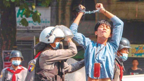 Myanmar. Violencia sin fin