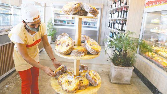 Buenas ventas de roscas y dulces por las Pascuas