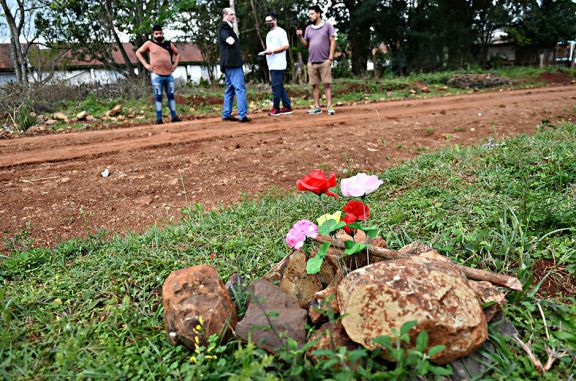 Cuatro policías a un paso del juicio por el crimen de Víctor en Santa Ana