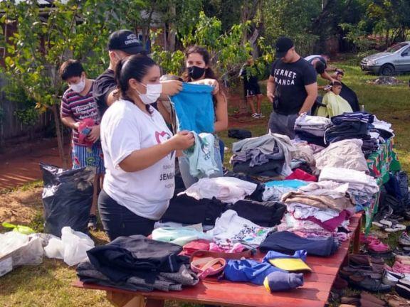 Campaña solidaria busca recolectar abrigos para familias de bajos recursos en Apóstoles