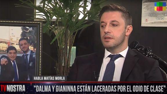 """Matías Morla aseguró que a Maradona """"lo abandonaron"""" y que """"murió solo"""""""
