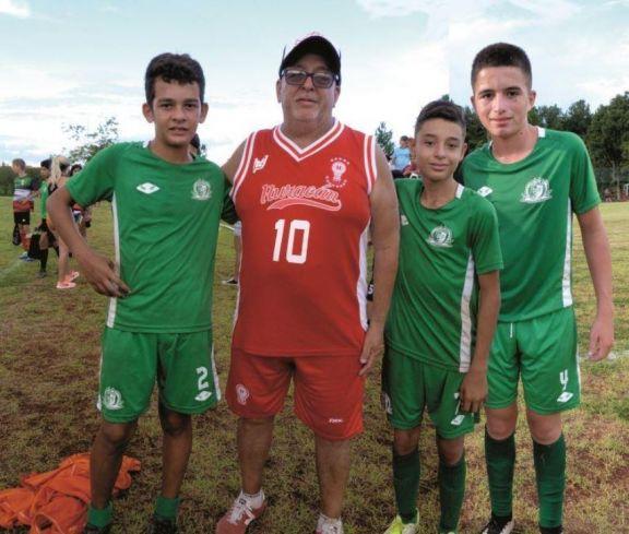 Puerto Libertad: del club San Miguel a las inferiores de Huracán de Buenos Aires