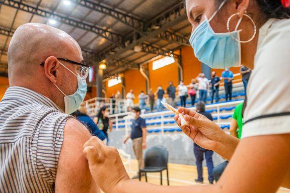 Ya se vacunó a más de 100 mil misioneros contra el Covid-19