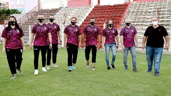 Guaraní presentó su Departamento de Fútbol