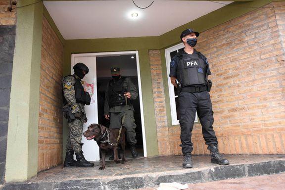 Rechazaron pedido de nulidad de la investigación sobre el Primer Comando de Frontera