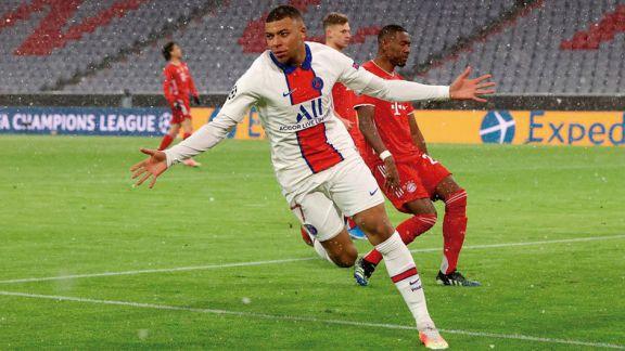 El PSG de Pochettino cosechó un triunfazo frente al Bayern